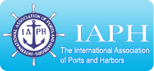 The International Association of Ports and Harbors Logo